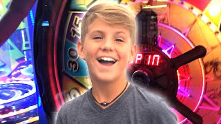 MattyB Summer 2014 - Andretti's Indoor Karting(SUBSCRIBE! http://tiny.cc/subscribemb Hi BBoys & BGirls! Thanks for watching the all new web series #MattyBSummer2014! This week, MattyB heads to ..., 2014-08-29T15:19:22.000Z)