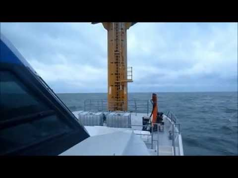 Ginny Louise Pushing in 2m plus seas and Sticking Like Glue, again