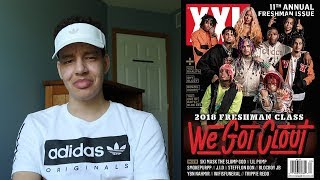 2018 XXL Freshman Cover (THOUGHTS/RANT)