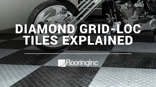 Diamond Grid-Loc Tiles