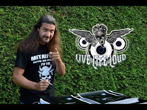 Victor Smolski  - LIVE-LIFE-LOUD - Heavy Metal Jahreskalender 2017