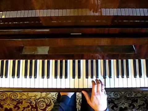 как играть Фанфары на пианино