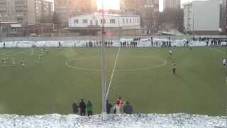 РЛК Щелково - МГПУ (Москва) 14.04.2012 (2 тайм)