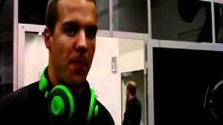 Razer BlackWidow interview at Gamescom 2010 - Gamegear.be