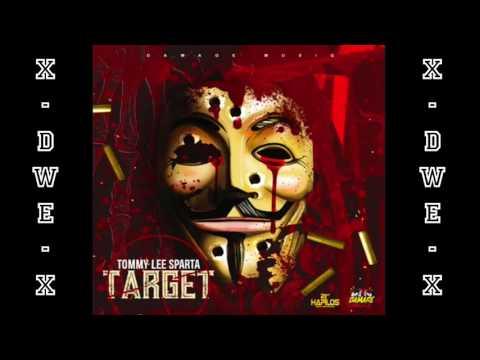 Tommy Lee Sparta - Target (Alkaline Diss) || July 2017 ||