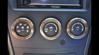 2005 STI interior mods | Painting dash trim and adding goodies