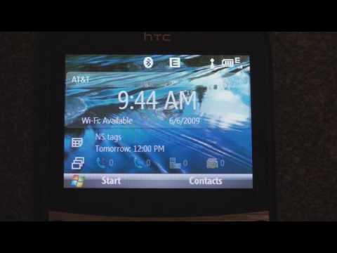 HTC Snap Software Tour