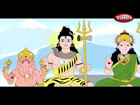 Ganesh Chaturthi Special   Ganesha Stories in Hindi For Children   Bal Ganesh Hindi Stories Kids