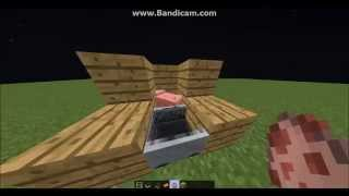 Minecraft: How to build a drivable car in Minecraft without Mods!