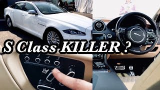 2018 Jaguar XJL 3.0 Portfolio in depth Review India