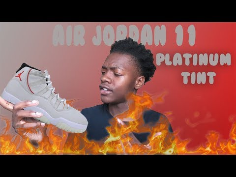 Air Jordan 11 Platinum Tint Review & On Foot (These Are So Slept On) 🤦🏽♂️