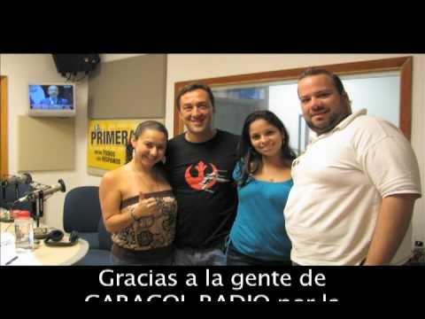 Entrevista de RADIO CARACOL acerca de NUEVO SENDERO