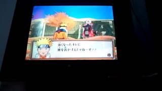 Bug De Liberar Vários Personagens Naruto Shippuden ultimte ninja 5 ps2