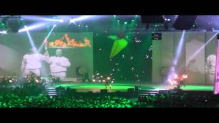 European Special Olympic Summer Games Antwerp 2014 Opening Ceremony: Part 2