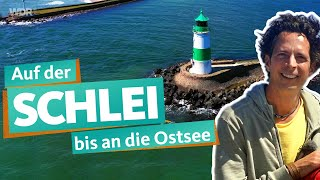 The Schlei - a natural paradise on the Baltic Sea fjord | WDR Reisen