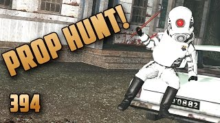 Phase 1! NOW PHASE 2! (Prop Hunt #394)