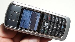 мобильный телефон Nokia 6020 обзор