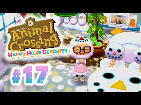 Ep21 animal crossing happy home designer bambou pand doovi for Animal crossing happy home designer hotel