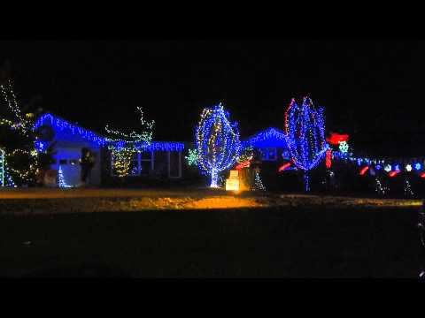 Christmas Lights in Cleveland, Tennessee