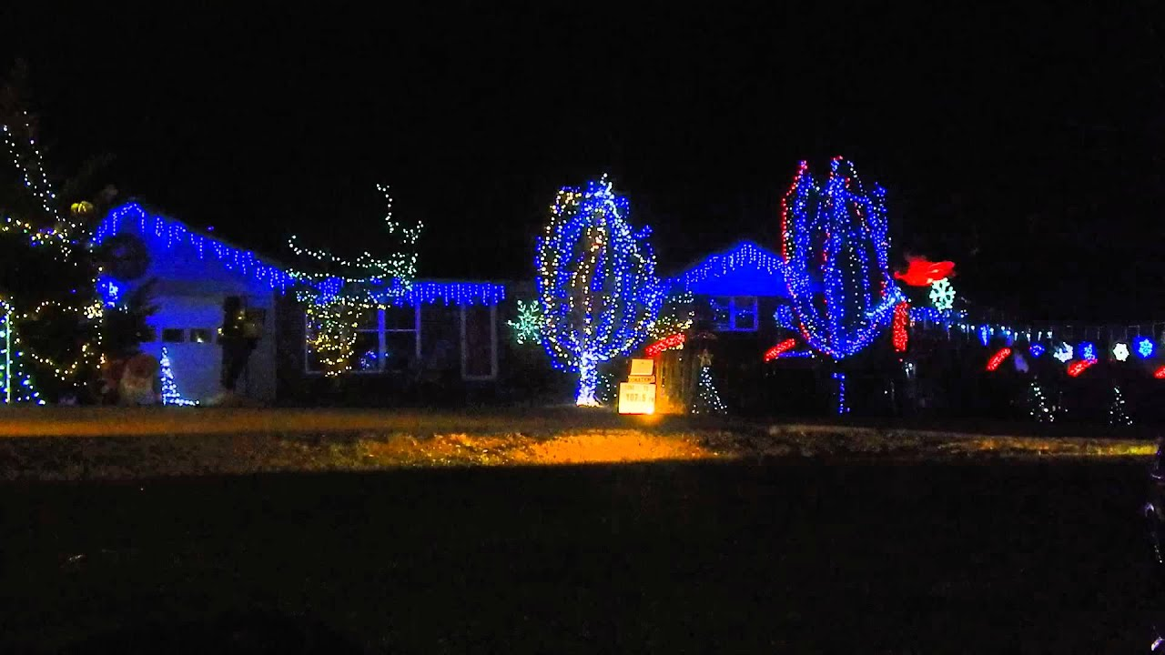 Nice Christmas Lights In Cleveland, Tennessee