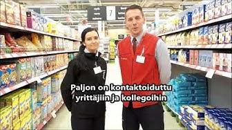 K-Citymarket Palokka, M & P Kukkonen Oy