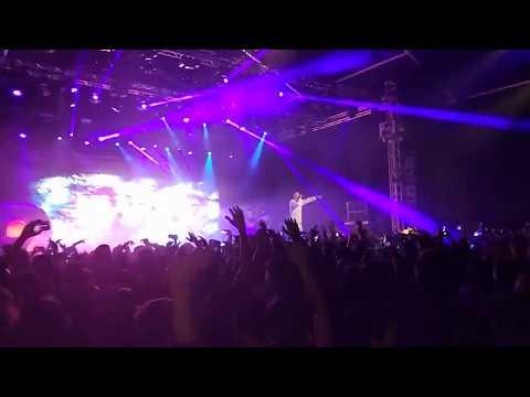 Killa Fonic - LIVE AKA feat. Super ED, Nane (Arenele Romane - Lansare)
