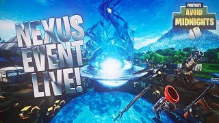 Fortnite *LIVE* Volcano LootLake Event Happening NOW!