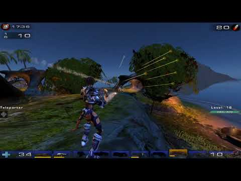 192 (DM-CBP2-Archipelago) Let's Play UT2004 Mods & Maps Series w download links