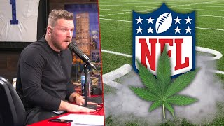 NFL Finally Fixing Marijuana Policies?