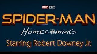 Spider-Man: Homecoming Trailer is Bull$hit