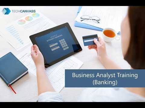 Business Analyst Training with Banking Domain | Course Coverage