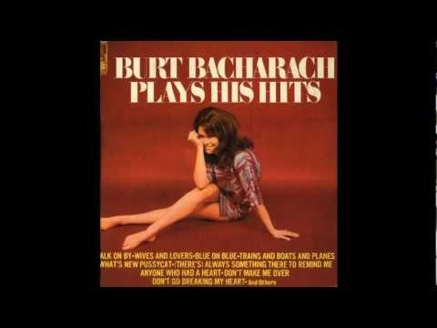 Trains And Boats And Planes - Burt Bacharach