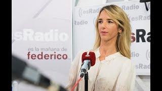 Federico entrevista a Cayetana Álvarez de Toledo en esRadio