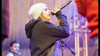 Aima Baig ishq di baazi SONG Coke Studio in live concert ,yesturday