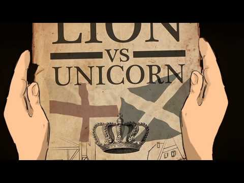The Lion and the Unicorn Animation
