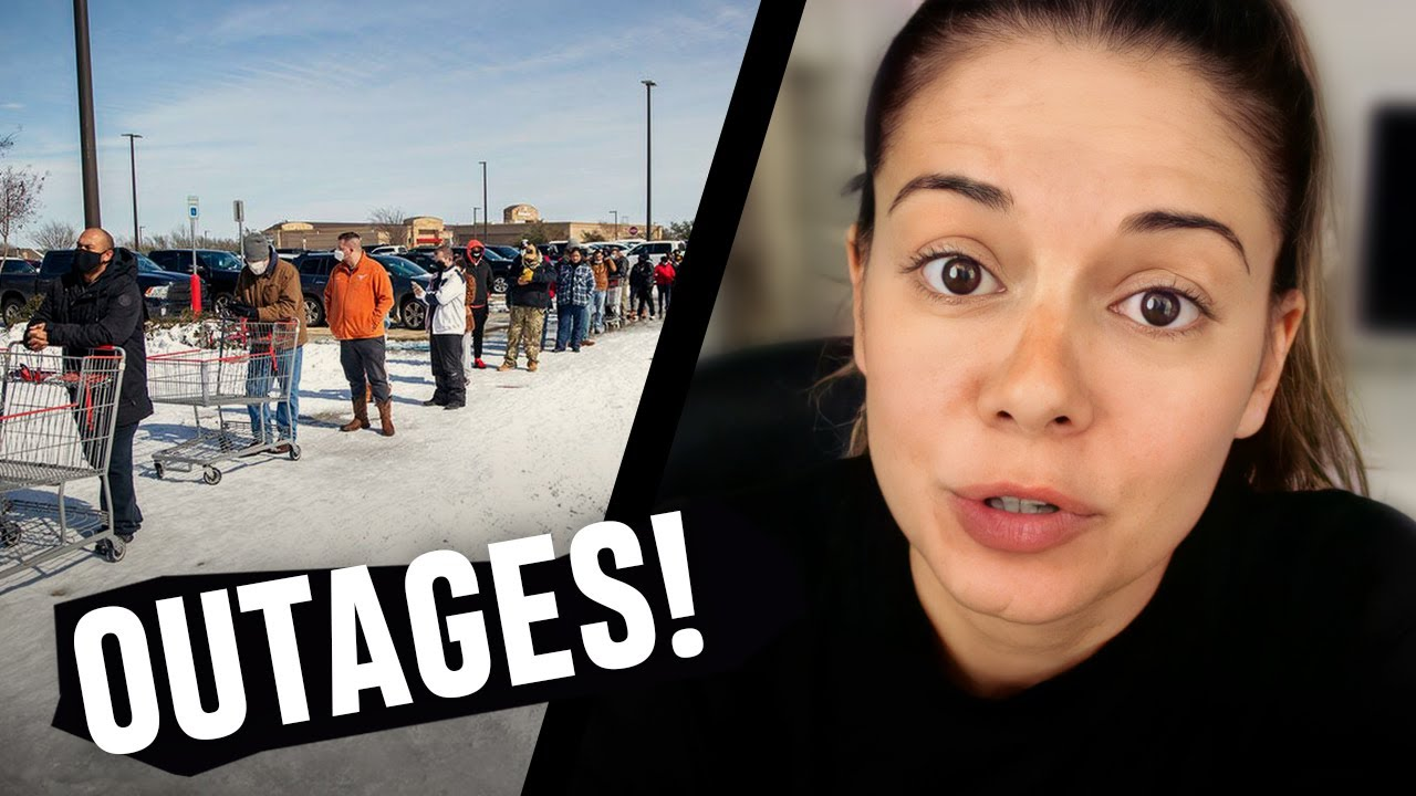 Texas Power Outage- whatsherface