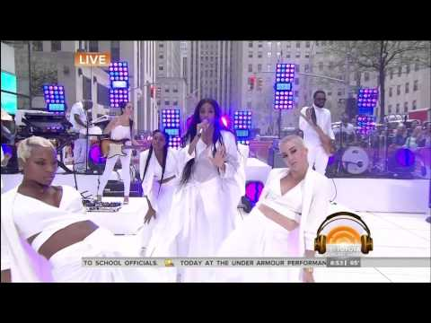 Ciara - I Bet Remix (Today Show 5-5-15)