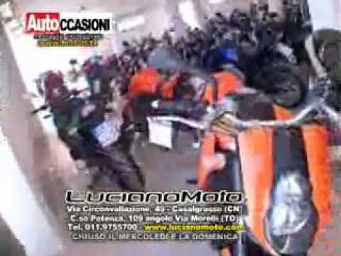 Luciano Moto – Pubblicità  22 gennaio 2013 Autoccasioni Tv