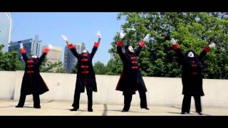 William Mcdowell - Send the rain (Radically Anointed Mime Ministry)