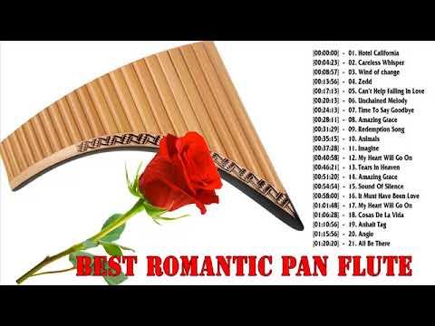 Best Pan Flute Romantic Songs Pan Flute Romantic Instrumental Music