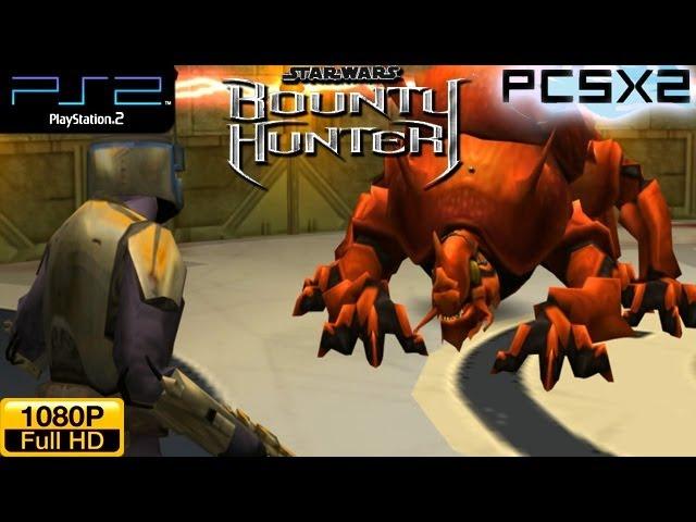 Star Wars: Bounty Hunter - PS2 Gameplay 1080p (PCSX2)