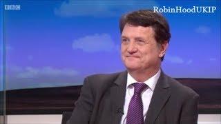 Gerard Batten shocks BBC liberals with the truth