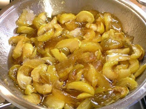 Рецепт приготовления яблочного варенья в мультиварке