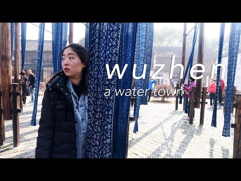 Teleport Back to Ancient China! Wuzhen an Ancient Water Town | China, Vlog