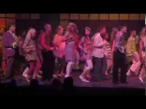 Cashel Community School presents 'Disco Inferno' - 2009