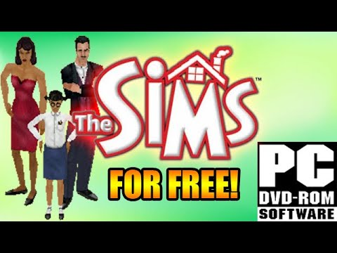 How To Download The Sims 1 for FREE on PC 2021! (Fast \u0026 Easy)