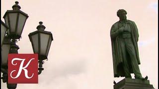 Смотреть видео Пешком... Москва литературная. Выпуск от 31.01.18 онлайн
