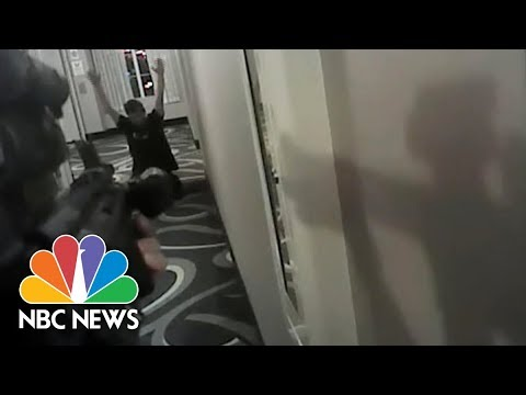 Body Cam Footage Shows Former Arizona Police Officer Shooting Unarmed Man | NBC News