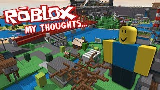 Roblox Has Changed My Mind...