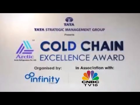 Cold Chain Excellence Awards   Indian Pharmaceuticals Industry Special Coverage   CNBC TV18